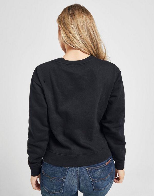 GUESS Triangle Crew Sweatshirt