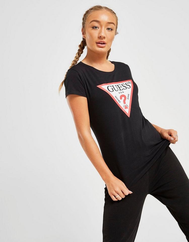 GUESS Triangle Logo T-Shirt