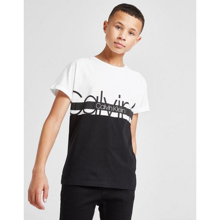 Calvin Klein Panel T-Shirt Junior