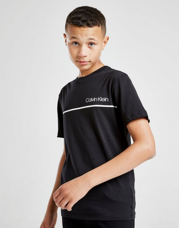 Calvin Klein 2 Pack Logo T-Shirts Junior