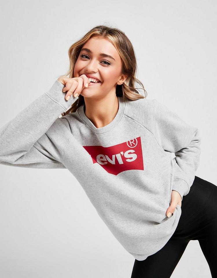 Levis Batwing Crew Neck Sweatshirt