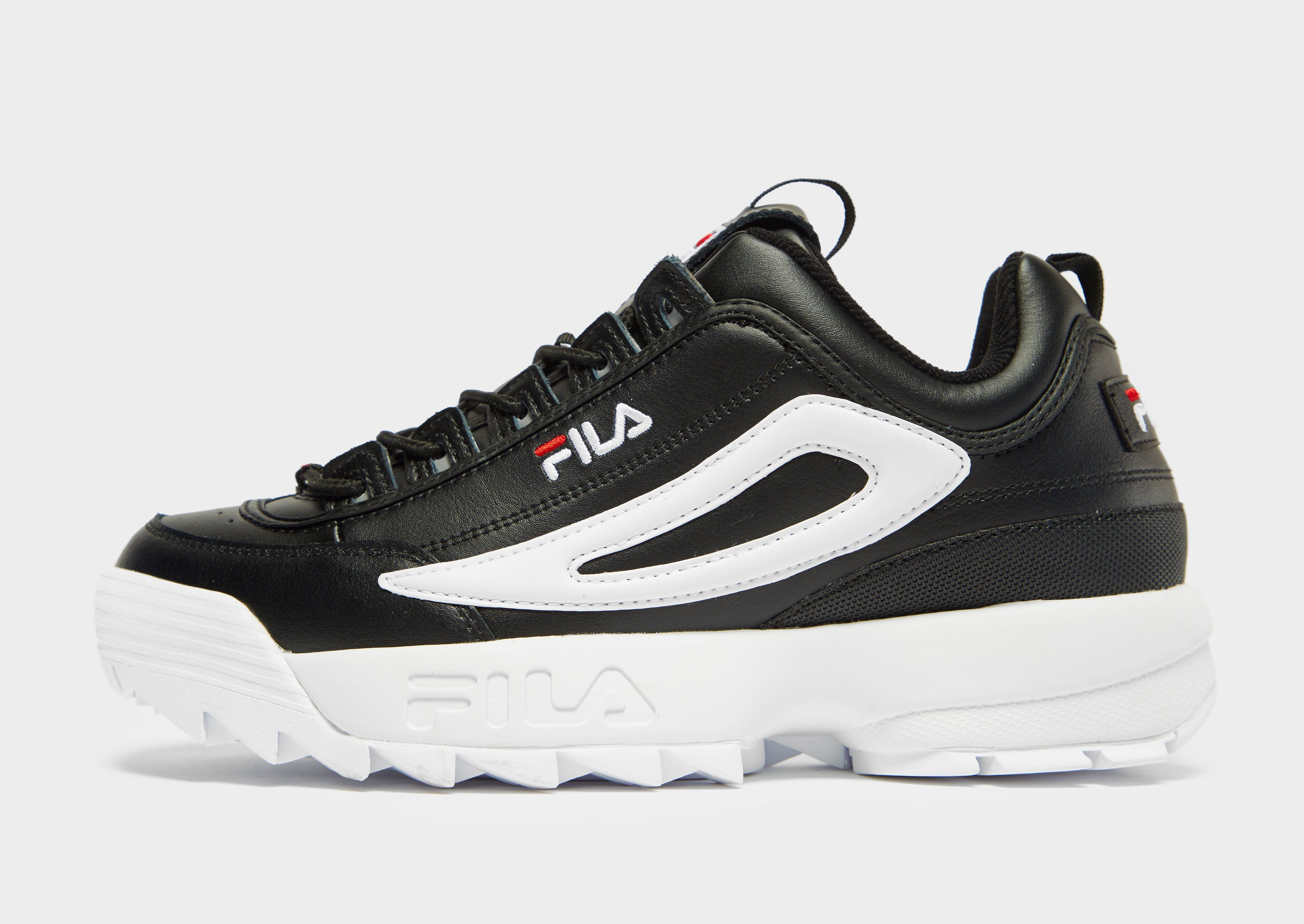 mejores zapatillas de deporte 77b25 87c9f Fila Disruptor II | JD Sports