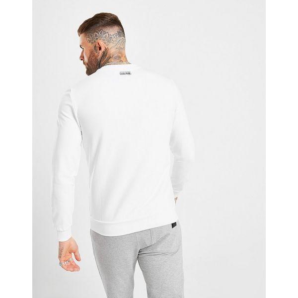 Antony Morato Embossed Print Crew Sweatshirt