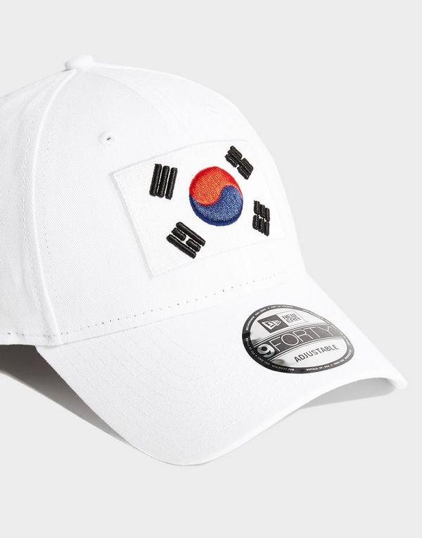 New Era South Korea Flag 9FORTY Cap