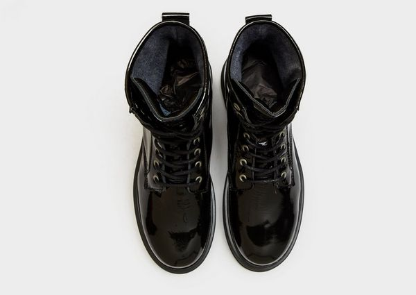 fc7217066ef Tommy Jeans Patent Platform Boots Women's   JD Sports