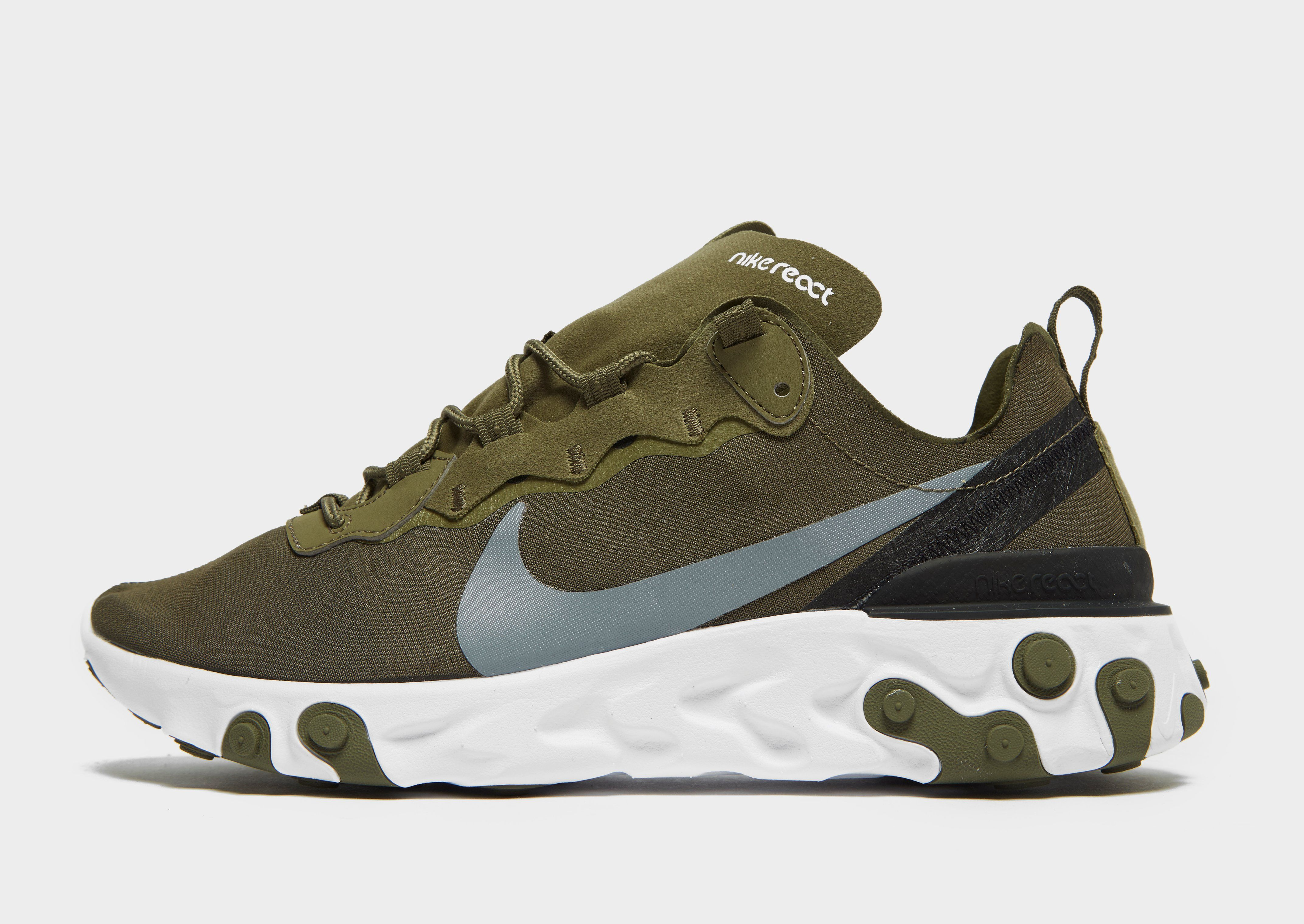 ebc8f8fb3d81 NIKE Nike React Element 55 Men s Shoe