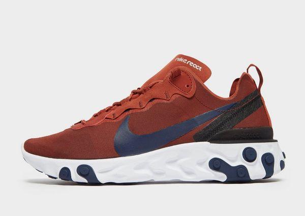 la meilleure attitude fcee1 3d66a Nike Running React Element 55 Men's Shoe   JD Sports