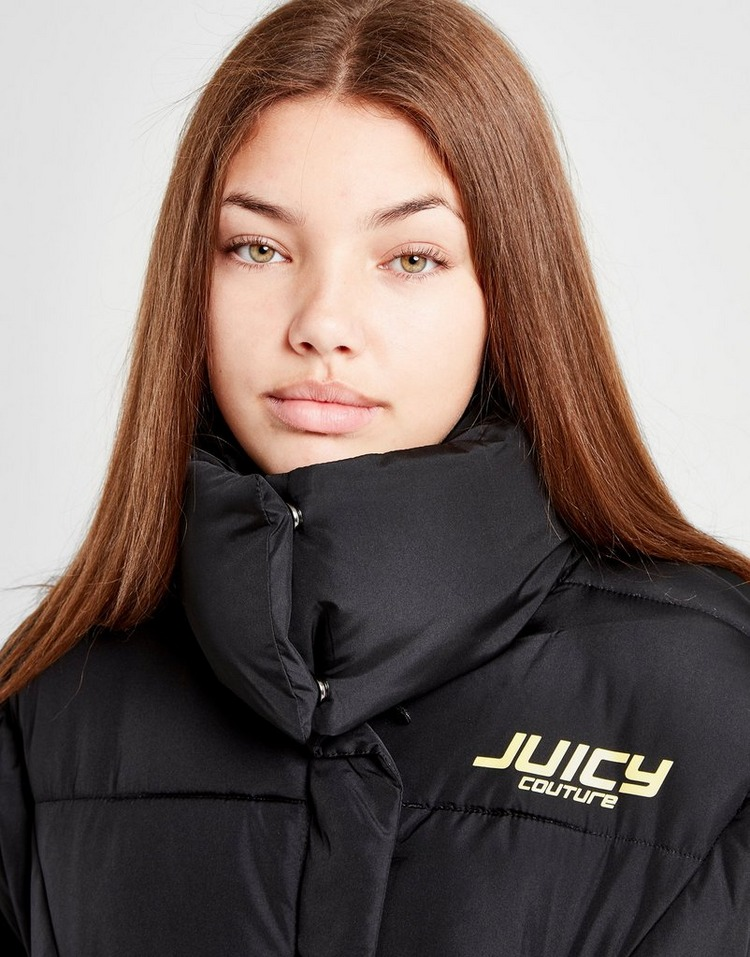 Juicy by Juicy Couture Girls' Puffa Jacket Junior