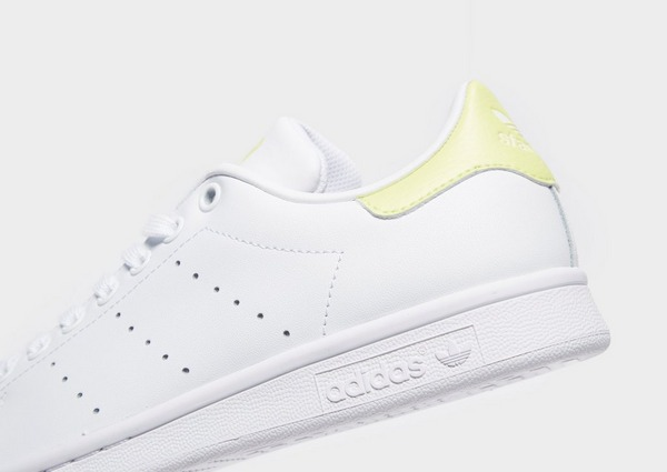 Køb adidas Originals Stan Smith Dame i Hvid | JD Sports