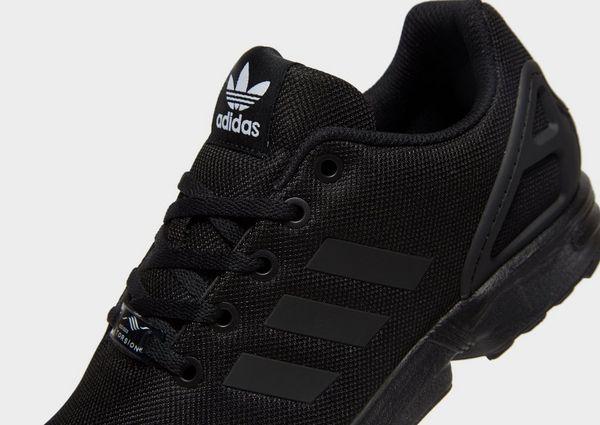 adidas zx flux all black junior