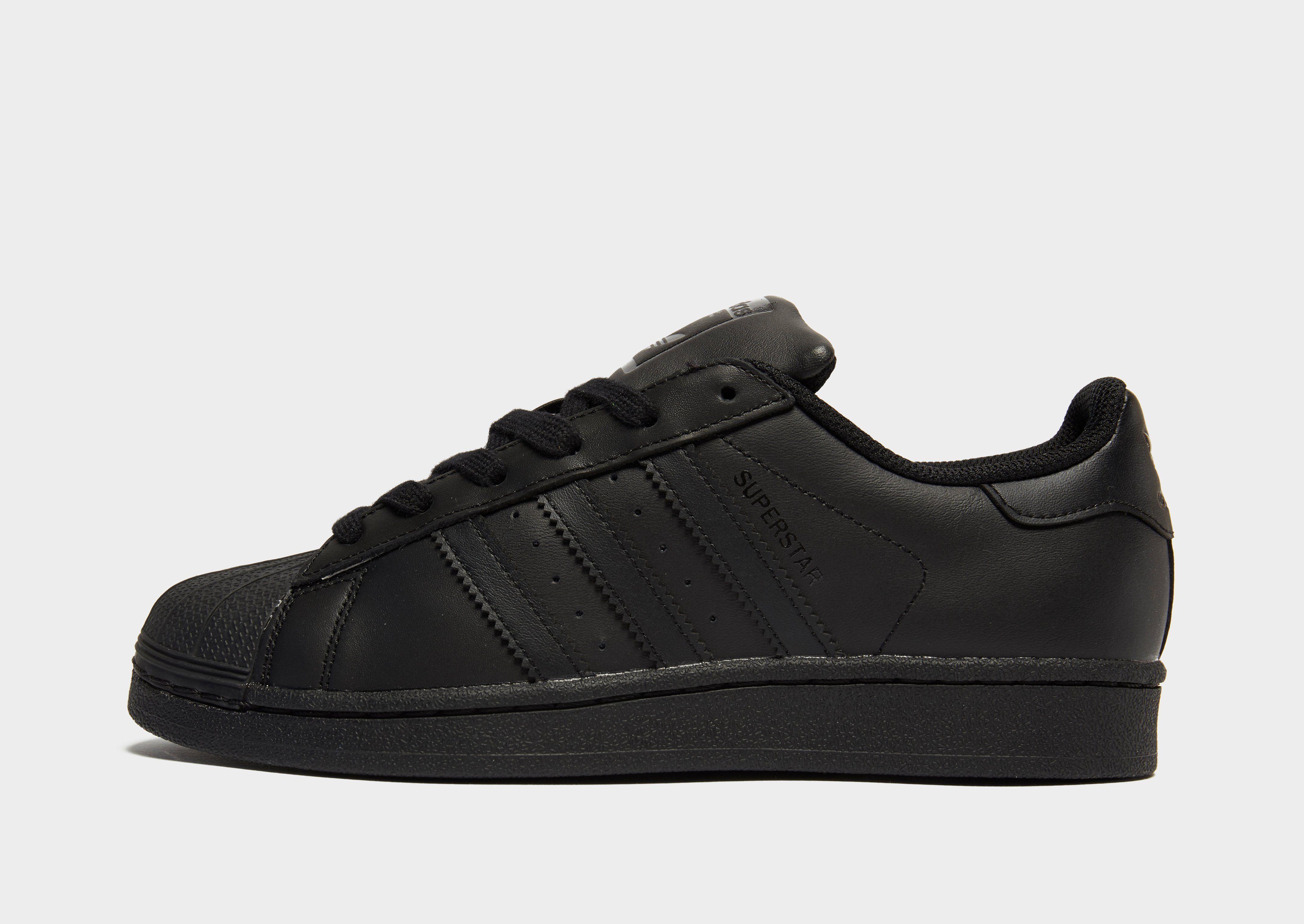 adidas superstar holographic black