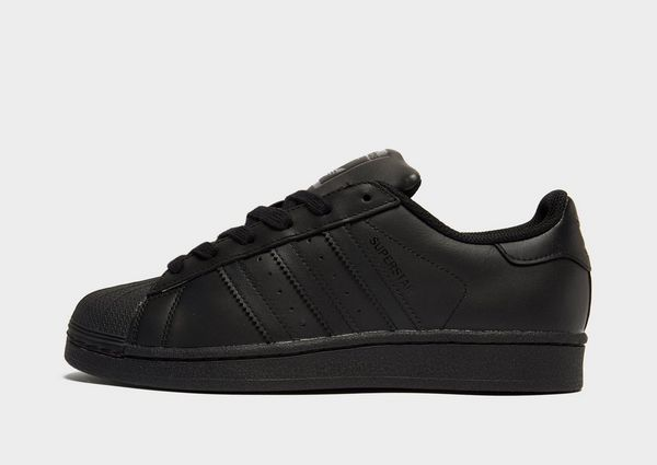 adidas superstar black and white jd sports