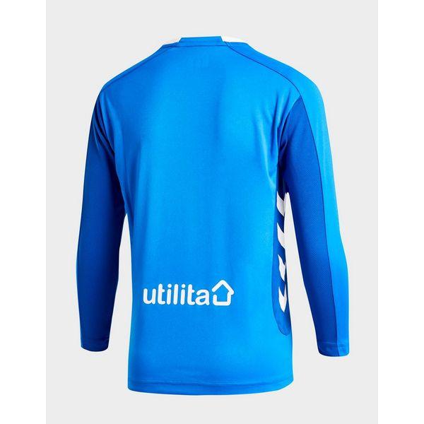 Hummel Rangers FC 2018/19 Long Sleeve Home Shirt Junior