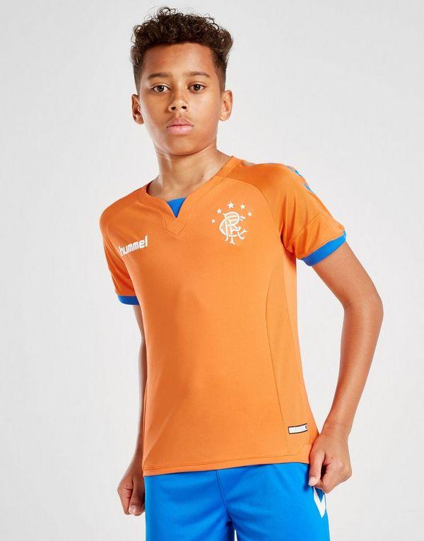 Hummel Rangers FC 2018/19 Third Shirt Junior