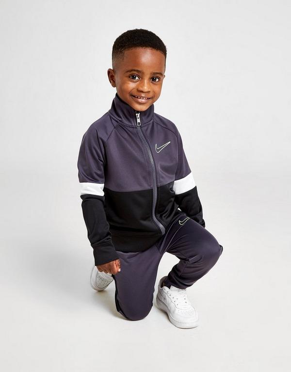 Nike Colour Block Tricot Tracksuit Children