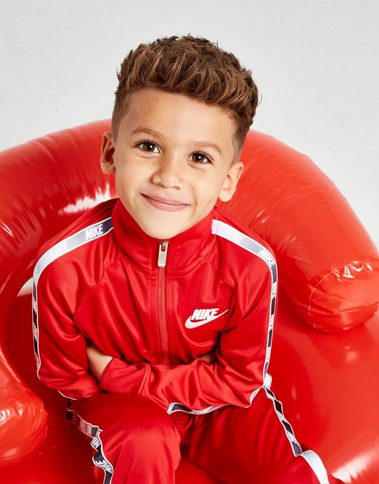 Nike Tricot Tape Tracksuit Children