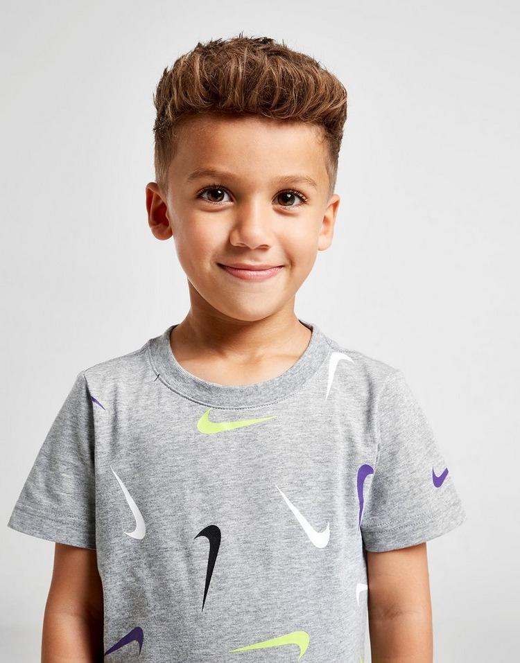 Nike Swoosh Toss T-Shirt Children