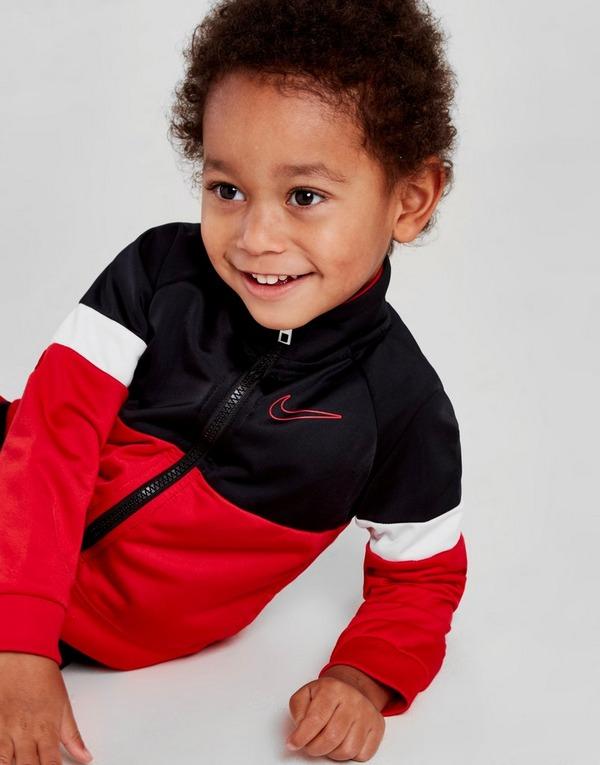 Nike Colour Block Tricot Tracksuit Infant