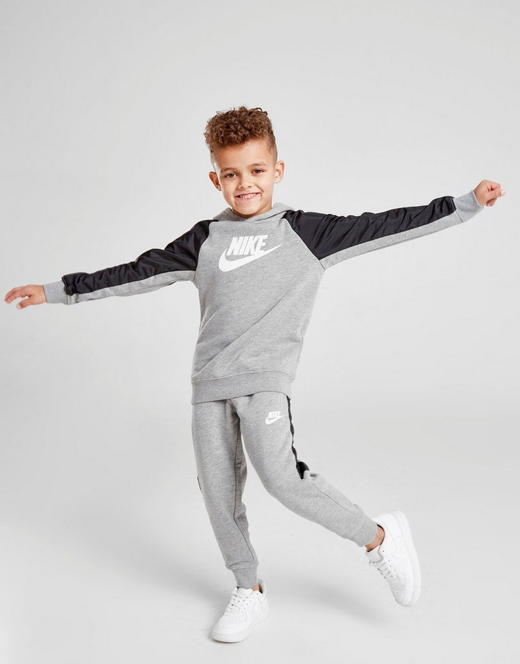 Nike Overhead Hybrid Tracksuit Children