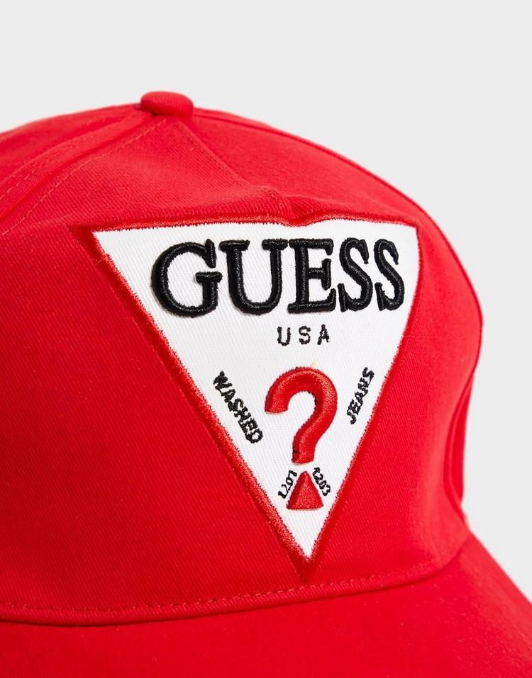 GUESS Large Logo Cap