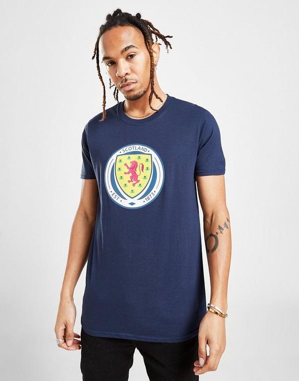 Official Team T-shirt écusson Écosse FA