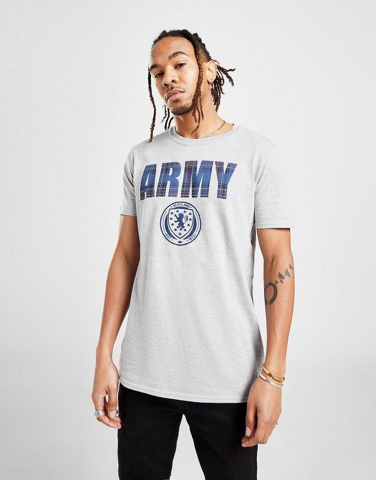 Official Team Tshirt Scotland Army