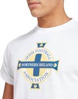 Official Team T-Shirt Northern Ireland Crest
