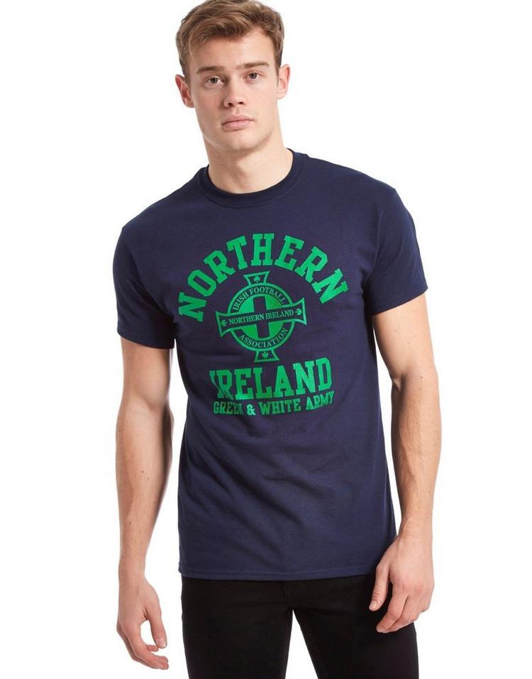 Official Team Northern Ireland Arch T-Shirt