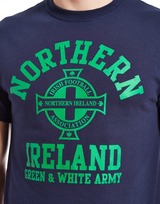 Official Team T-Shirt Northern Ireland Arch
