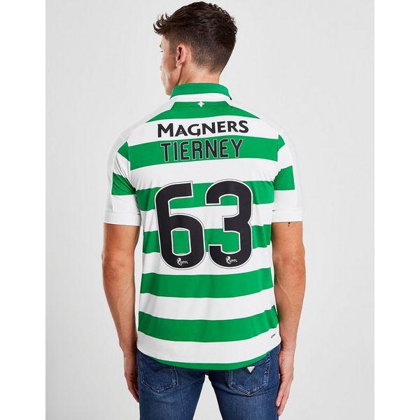 New Balance Celtic FC 2019/20 Tierney #63 Home Shirt