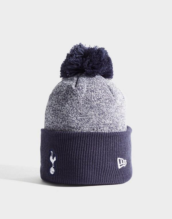 New Era Tottenham Hotspur Pom Beanie Hat