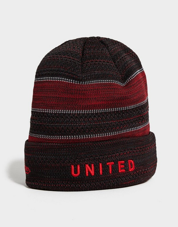 New Era Manchester United Two Tone Cuffed Beanie