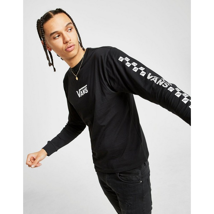 Vans Long Sleeve Repeat T-Shirt