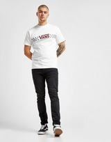 Vans Central Checkerboard V Logo T-Shirt