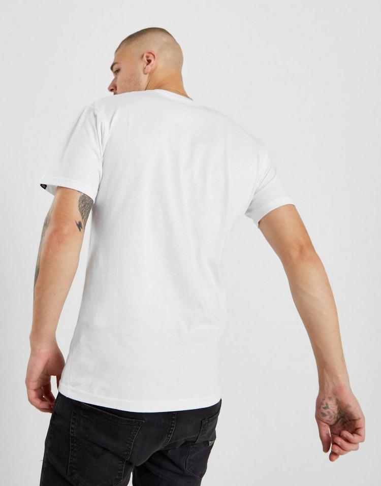 Vans Central Checkerboard V Logo T-Shirt