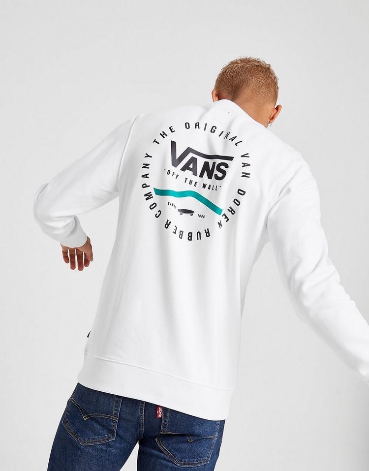 Vans Circle Logo Crew Sweatshirt