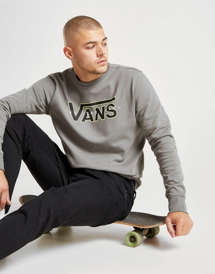 Vans Embroidered Logo Sweatshirt