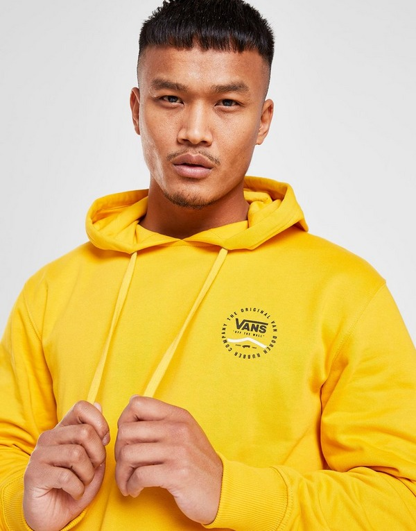 Acherter Jaune Vans Sweat à capuche Circle Stripe Homme | JD ...