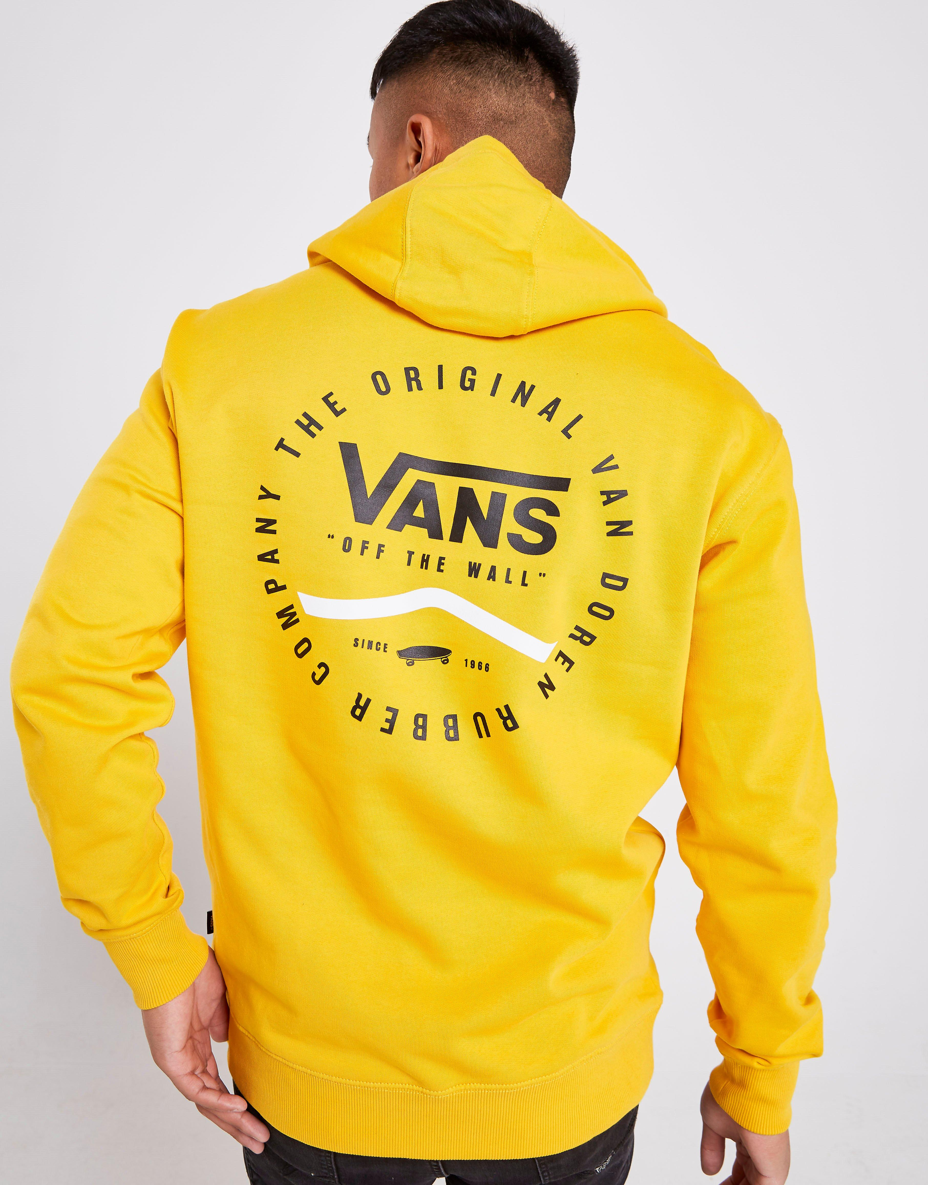 vans sweat homme