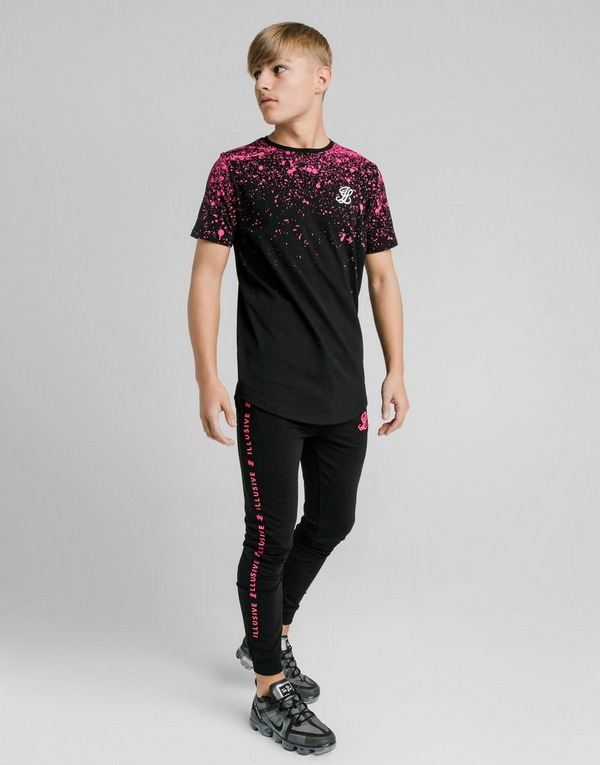 ILLUSIVE LONDON Speckle T-Shirt Junior