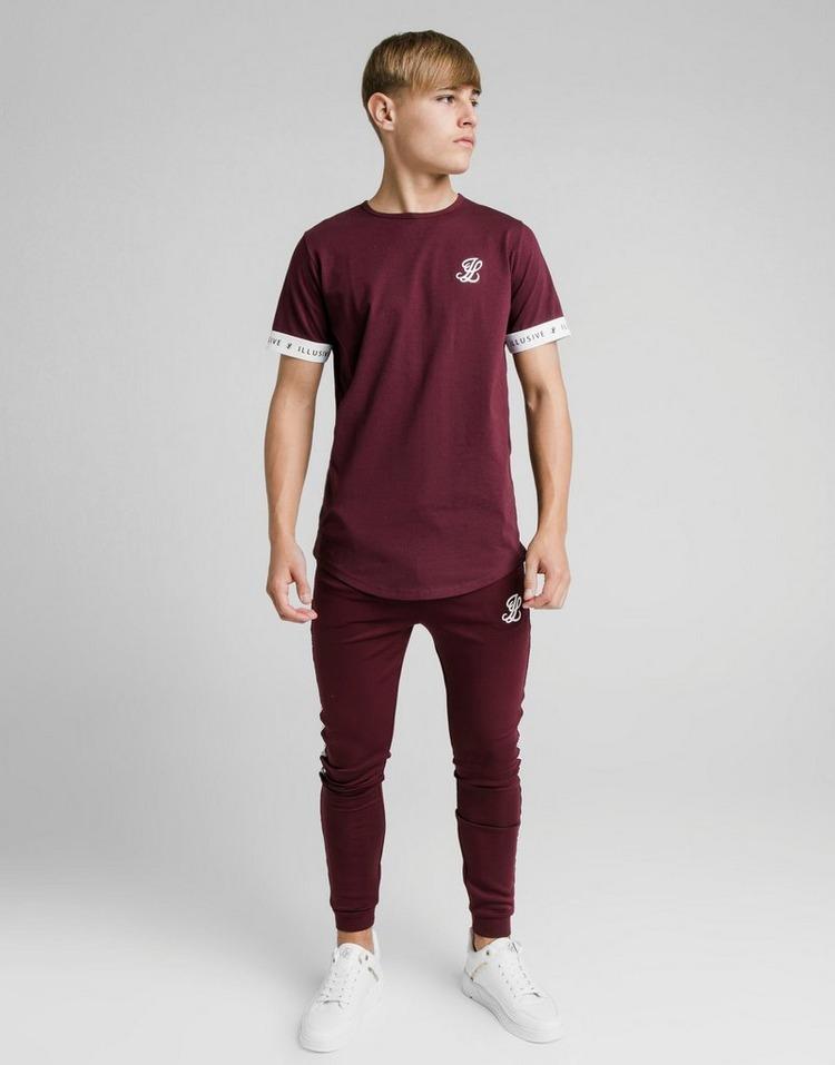 ILLUSIVE LONDON Tech Short Sleeve T-Shirt Junior