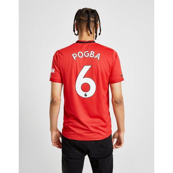 adidas Manchester United FC 2019/20 Pogba #9 Home Shirt
