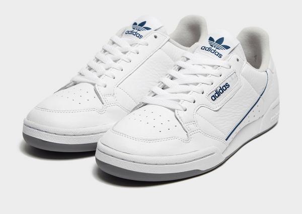 Acherter Blanc adidas Originals Continental 80s Homme | JD ...
