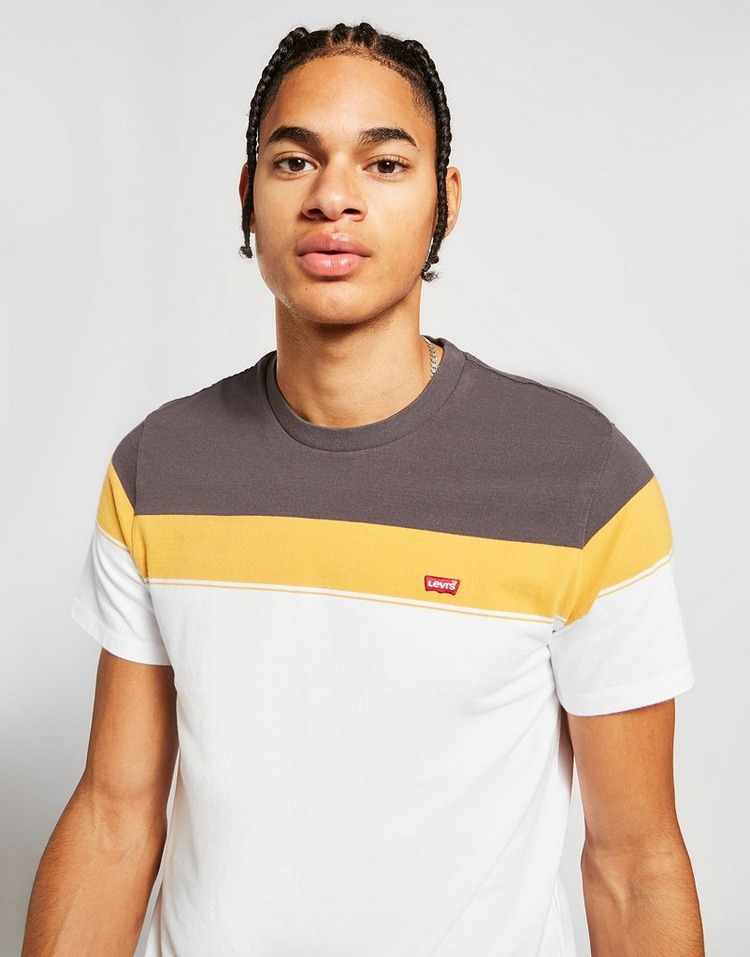 Levis Colour Block T-Shirt