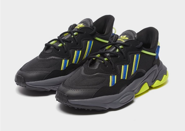 Buy Black adidas Originals Ozweego Junior | JD Sports
