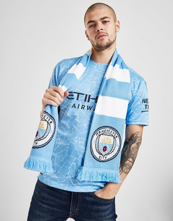 Official Team Manchester City FC Scarf
