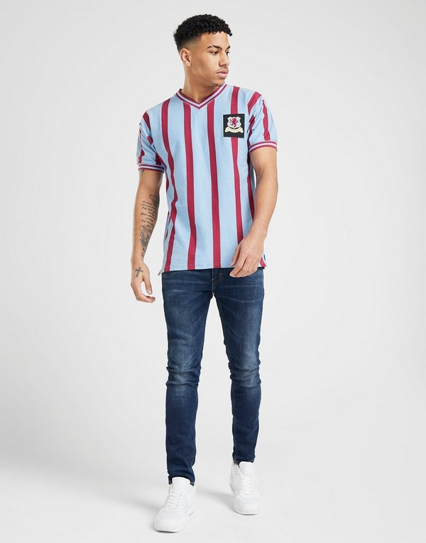Score Draw Aston Villa FC FA Cup '57 Shirt