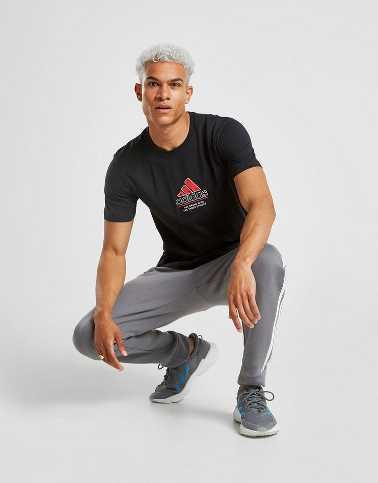 adidas Badge of Sport Centre Logo T-Shirt