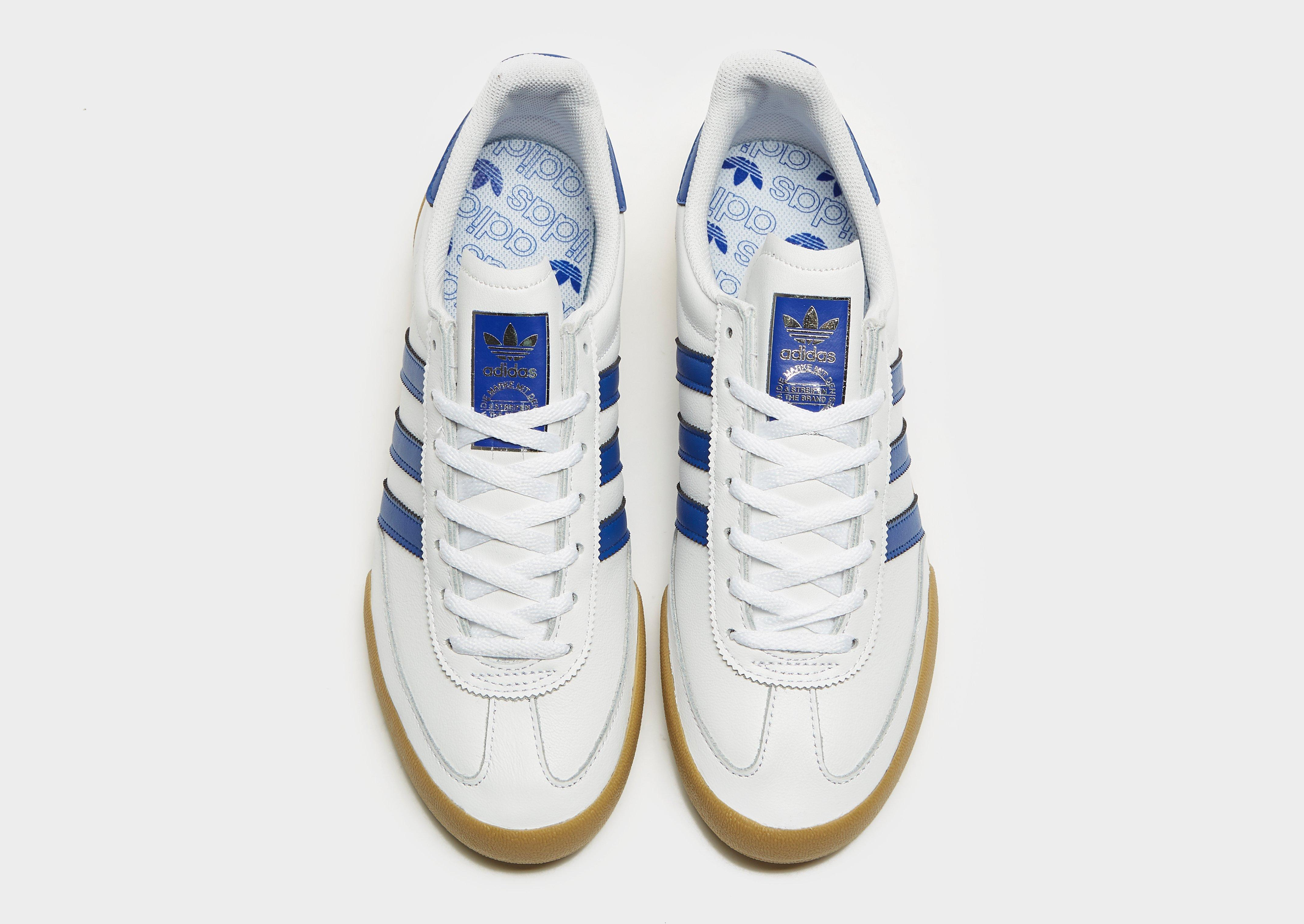 adidas jeans leather