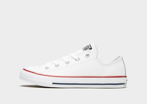 5a7e68043c84 Converse All Star Ox Leather Children